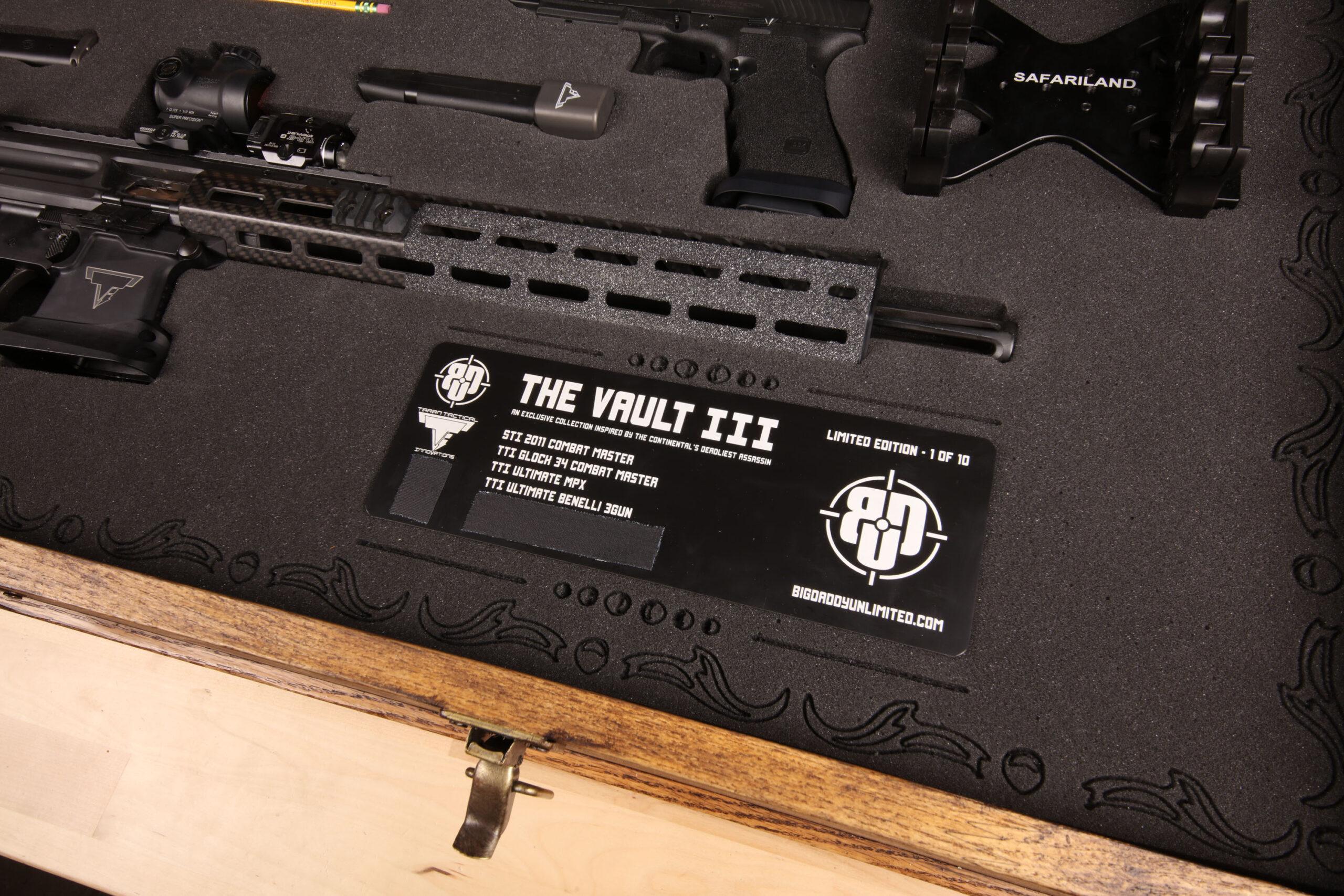 John Wick Iii Vault Guns Un12magazine